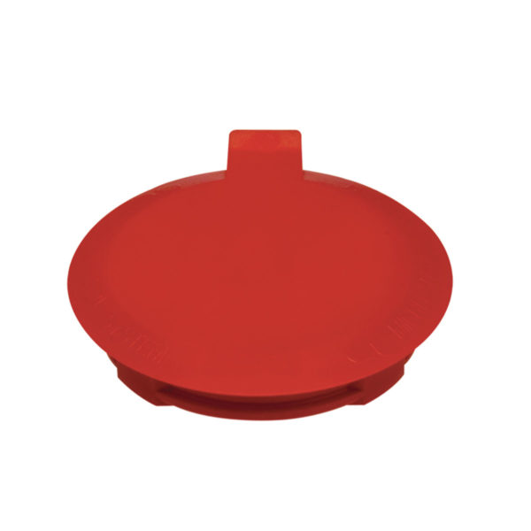 Tamper Evident RSV Shipping Cap – In ABS Plastic