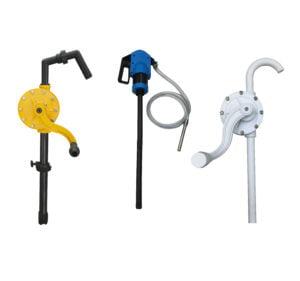 Manual DEF Pumps