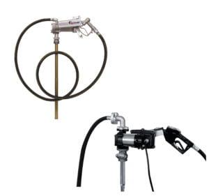 Gasoline AC/DC Pumps