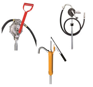 Manual Gasoline Pumps